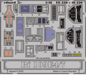 ME 109 E-4/7