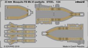 Mosquito FB Mk. VI seatbelts STEEL