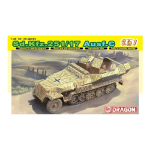 SD.KFZ. 251/17 AUSF.C