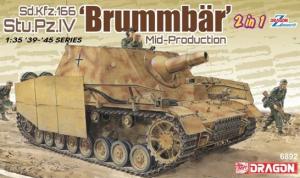 Sd.Kfz.166 Stu.Pz.IV 'Brummbar'