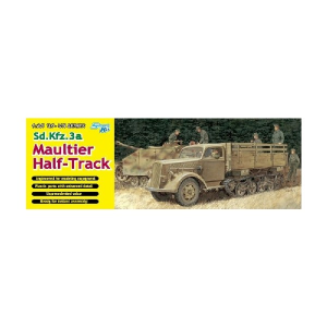 SD.KFZ.3A MAULTIER HALF TRACK