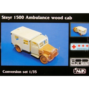 STEYR 1500 AMBULANCE WOOD CAB CONV.SET (TAM)