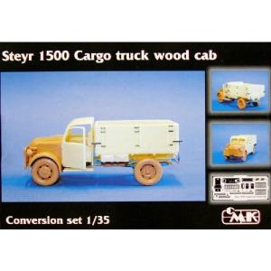 STEYR 1500 CARGO WOOD CAB - CONV.SET (TAM)