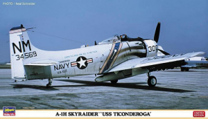 A-1H Skyraider