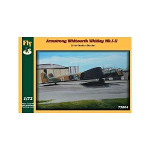 ARMSTRONG WHITWORTH WHITLEY MK.I-III