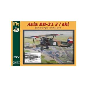 AVIA BH-21J SKI
