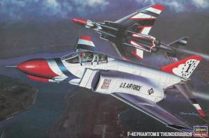 F-4E Phantom II Thunderbirds