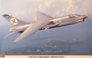 F-8E(FN) Crusader 'French Navy'