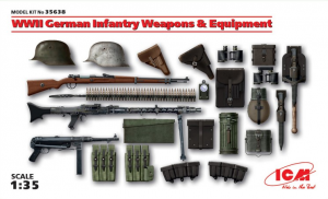 German Infantry Weapons and Equipment