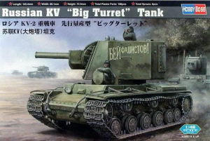 KV-2 BIG TURRET TANK