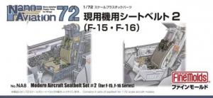 Modern Aircraft Seatbelt Set 2
