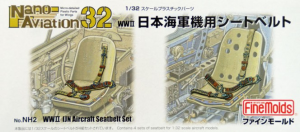 WW2 IJN Aircraft Seatbelt Set