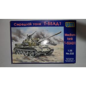 MEDIUN TANK T-55AD1 UM