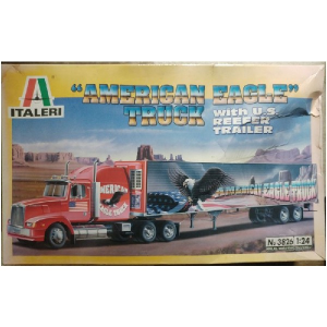 'AMERICAN EAGLE' TRUCK ITALERI