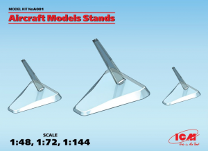 AIRCRAFT MODELS STANDS