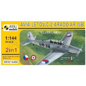 AVIA/LETOV C-2/AR 96B