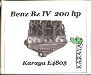 BENZ BZ IV 200 HP