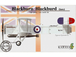 BLACKBURN BLACKBURD (LATE