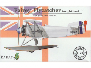 FAIREY FLYCATCHER