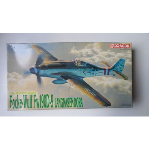 FOCKE-WULF FW190D-9 LANGNASEN-DORA DRAGON