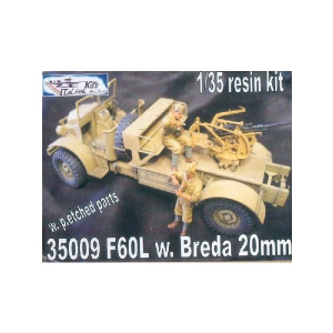 FORD F60L WITH BREDA 20MM