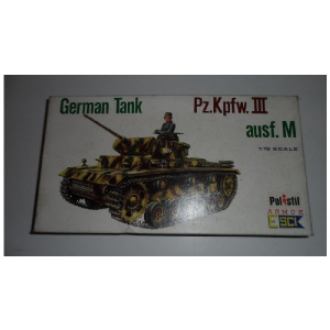 GERMAN TABK PZ. KPFW. III AUSF.M ESCI