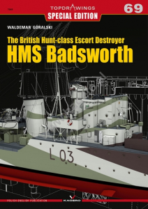 HMS Badsworth