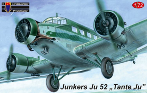 Junkers Ju-52 'Tante Tu'