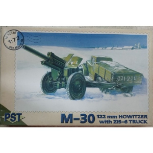 M-30 122 MM HOWITZER PST