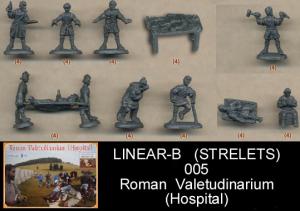 ROMAN VALETUDINARIUM (HOSPITAL)