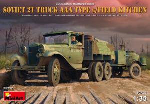 SOVIET 2T TRUCK AAA TYPE