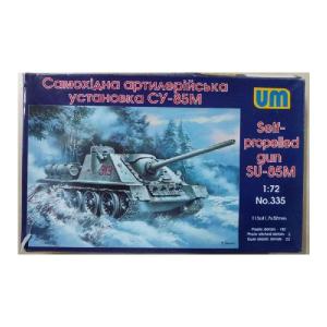 SU-85M UNIMODELS