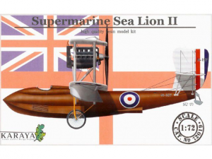 SUPERMARINE SEA LION II