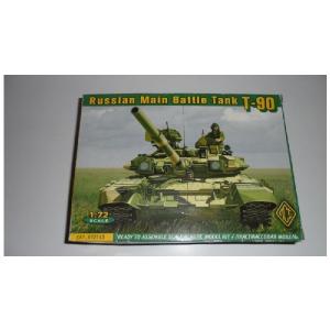 T - 90 RUSSIAN MAIN BATTLE TANK ACE