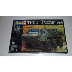 TPZ 1 ''FUCHS'' A4 REVELL