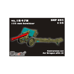 152 MM HOWITZER VZ. 18/47N