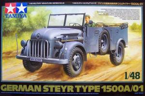 GERMAN STEYR TYPE 1500A/0