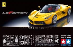 La Ferrari - Yellow