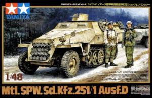 MTL.SPW.SD.KFZ 251/1 AUSF
