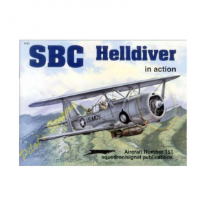 SBC HELLDIVER in action