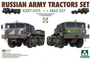KZKT-537L 1+1 MAZ-537