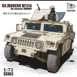 M1114 Up-armored HMMWV