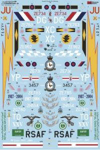 Panavia Tornado F.3 Part 1