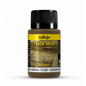 Thick Mud - European Mud