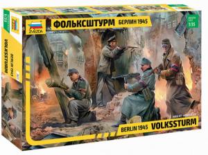 VOLKSSTURM BERLIN 1945