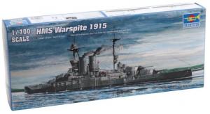 WARSPITE 1915