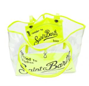 Borsa trasparente Saint Barth