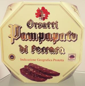 Pampapato di Ferrara IGP - scatola ottagonale