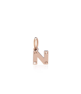 Charm Lock Your Love lettera N