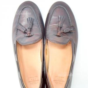 Mocassini Pantofola D'oro Marroni N 42